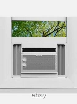 150 sq ft 5000 BTU Small Window Air Conditioner Home Gym Office Bedroom AC Unit