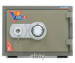 1 hour Fire Resistant Home Office Security Safe with Mechanical Combination Lock