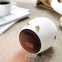 20XSmall Air Heater Mini Portable Office Home Desktop with Overheat Protection