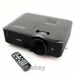Acer X118H Small/Medium Home or Office Projector SVGA