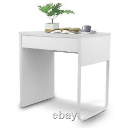 Computer Desk, Writing Desk 28.7 X 19.6 X 29.5in with Drawer for Home Office