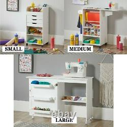 Craft Desks Sewing Table Art Hobby Knitting Home Office Drawing Board
