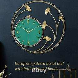 European-style Modern 3D Small Number Wall Clock Decor Home Office Gift