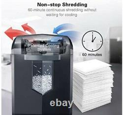 Fellowes Powershred 73 Ci Cross Cut Paper Shredder for the Small or Home Office