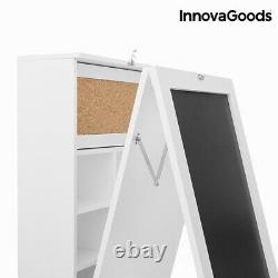 Foldable Wall Desk, Great For The Small Home, Home Office, Auxiliary Table