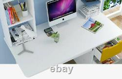 Home Small Computer Desk Student Laptop PC Study Table Office Workstation Small