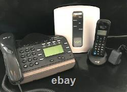 Home & Small Office 2 BT Line Vox Phone System Package-8 Phones (4 desk/4 Dect)
