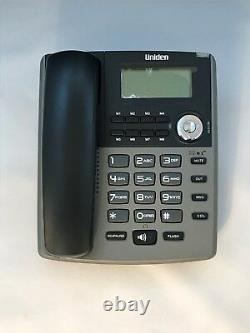 Home Small Office PBX 308 Telephone System with 3 x Uniden extension phones-NEW