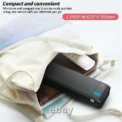 MT800 Home Small Printer Portable Office Wireless Bluetooth A4 Paper Printings