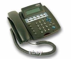 NEW HOME SMALL OFFICE TELEPHONE SYSTEM SWITCHBOARD PBX 408 3x DESK PHONES HYBREX