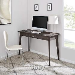 Newport Series Home Office Computer Writing Desk with Fully Extended Drawer PC