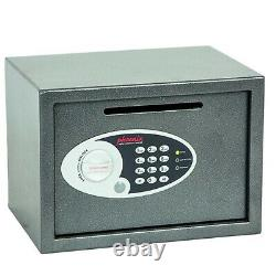 Phoenix Vela Deposit Home & Office SS0802ED Size 2 Security Safe with Electro
