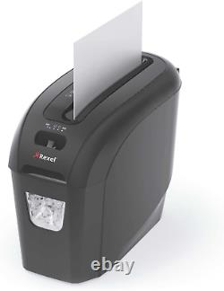 Rexel Prostyle+ 7 Sheet Manual Strip Cut Shredder for Home or Small Office