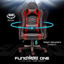 STmeng Comfort X2 Racing Gaming Chair, Ergonomic Computer Chair, PC Gamer Office