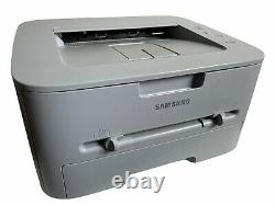 Samsung ML-2580N Laser Printer Black Small Home Office With Leads