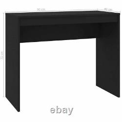 Small Computer Desk Writing Corner PC Table Laptop Home Office Workstation New