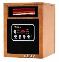 Space Heater Energy Efficient For Home Small Office Large Rooms Money Saver