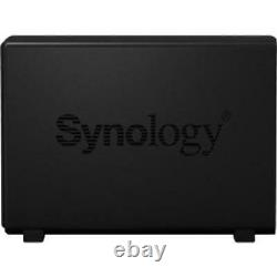Synology High-Performance 1-Bay NAS for Small Office and Home Users (ds118)