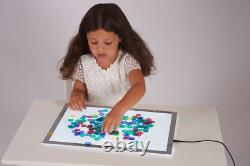 TickiT-9200 Ultra Bright LED Light Panel In Home Learning Supplies for Sensory