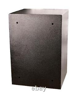 Ultimate Safe 43L Home Office Money Safe Box with Key High Security Lock