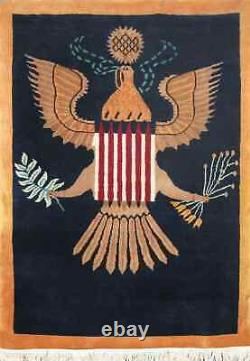 White House Oval Office Seal 6 x 4 Home Decor Area Rugs