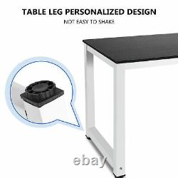 Wooden Small Computer Desk Laptop PC Table Home Office Study Gaming Furniture