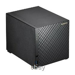 Asustor As1004t 4-bay Economical Nas For Small Offices And Home