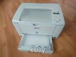 Epson Workforce Al-m200 Dn A4 Mono Laser Printer Led Small Business Home Office