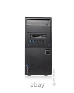 Small Home Office Pc D'affaires I5-10400 Asus Prime H410m-a Uhd-630 8gb 480gb Ssd
